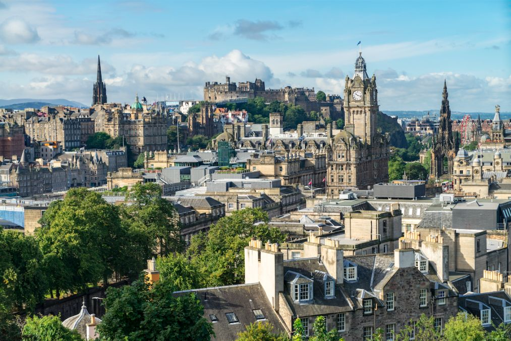 Edinburgh Apartments: Furnished Apartments For Rent in ...